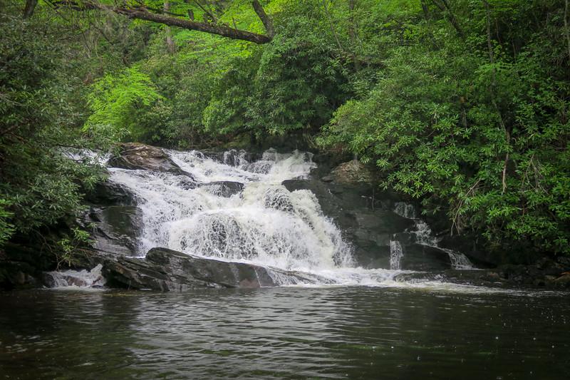 68. High Falls (South Fork Mills River), NC