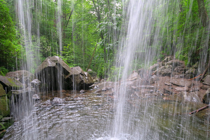 75. Grotto Falls, TN
