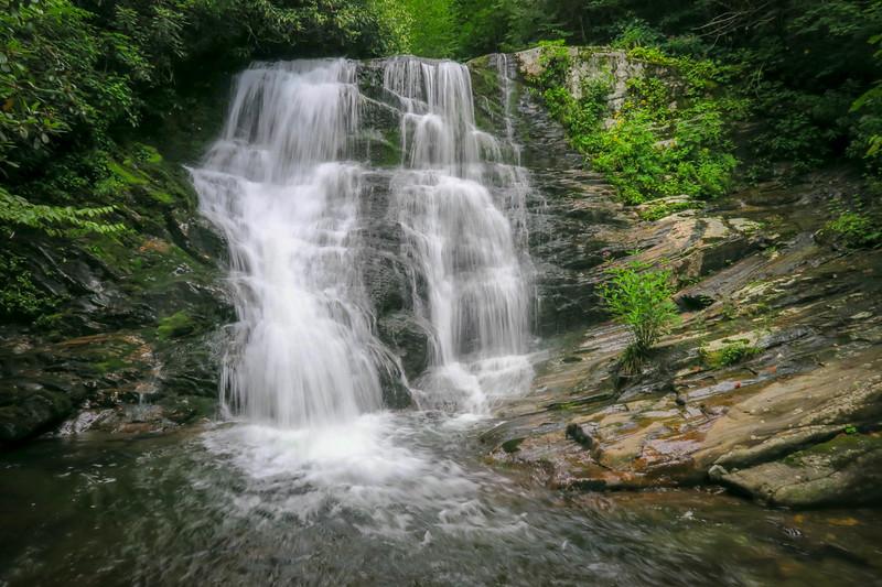 85. Enloe Creek Falls, NC