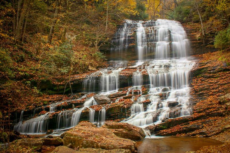 49. Pearsons Falls, NC