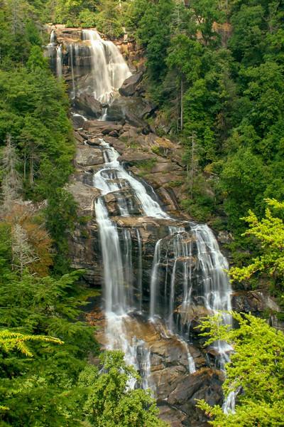 45. Whitewater Falls, NC