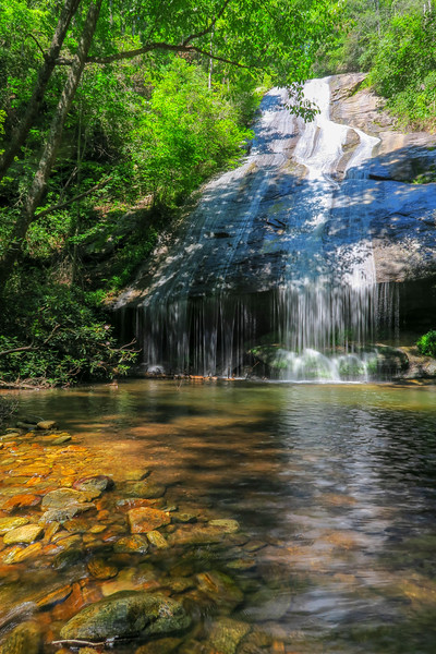 100. Hilliard (Bearcamp) Falls, NC