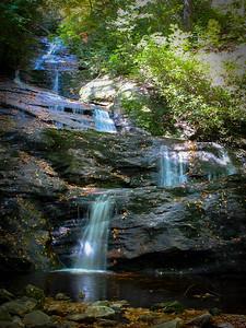 02. Setrock Creek Falls, NC