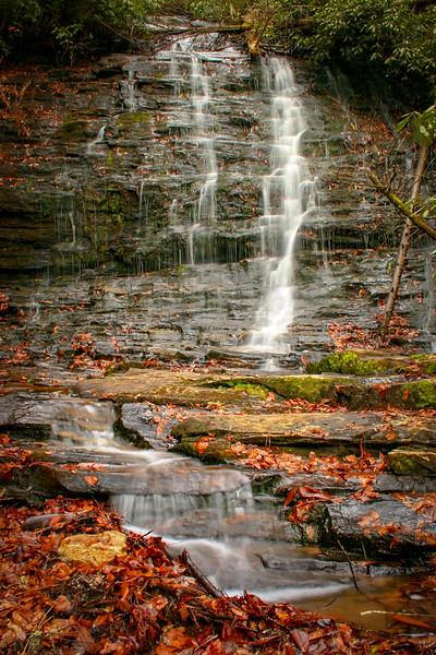 31. Spoonauger Falls, SC