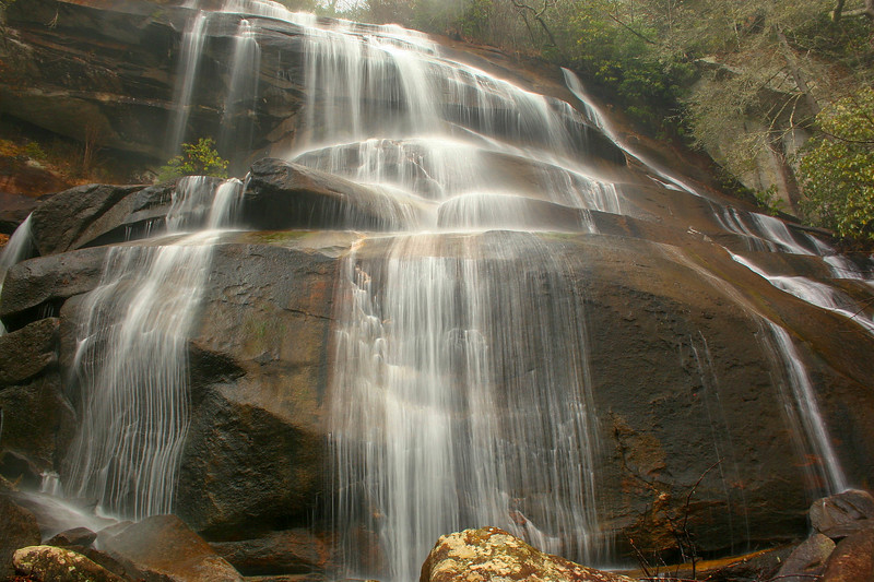 77. Tom's Spring (Daniel Ridge) Falls, NC