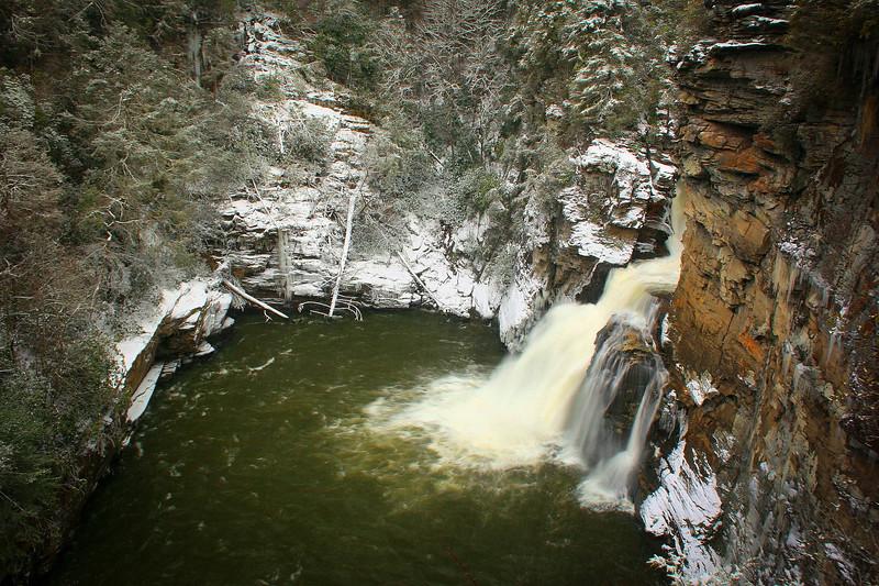33. Linville Falls, NC