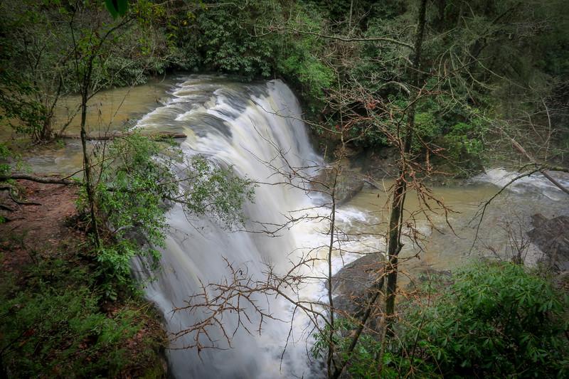 59. Brasstown Falls, SC