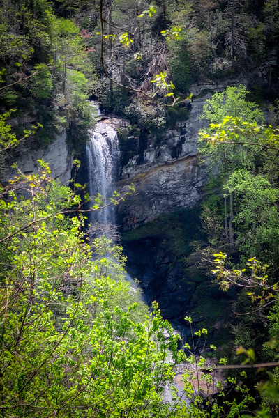 50. Raven Cliff Falls, SC