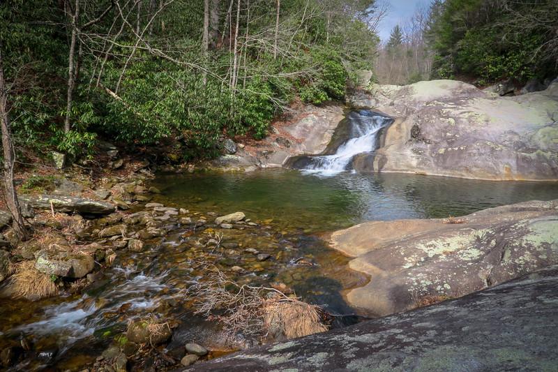 93. Upper Gragg Prong Falls