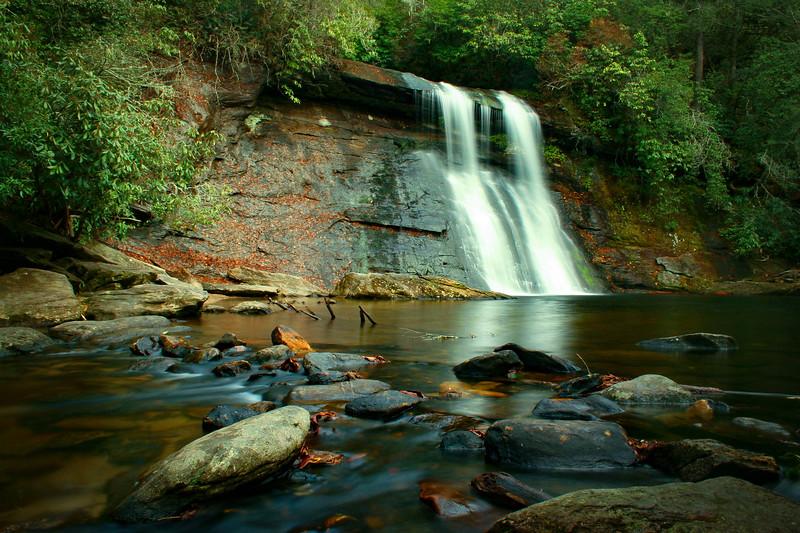 28. Silver Run Falls, NC
