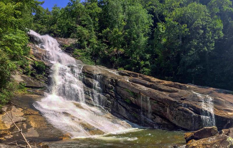 86. Big Falls (Thompson River), NC