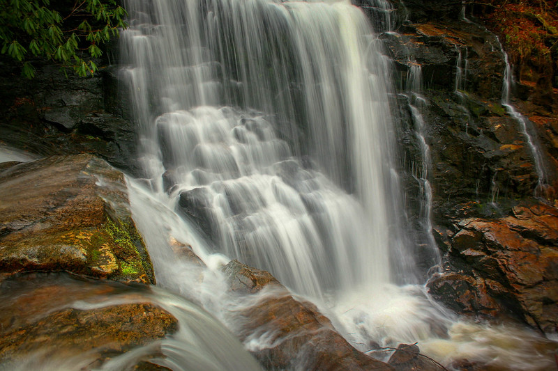 41. Soco Falls, NC