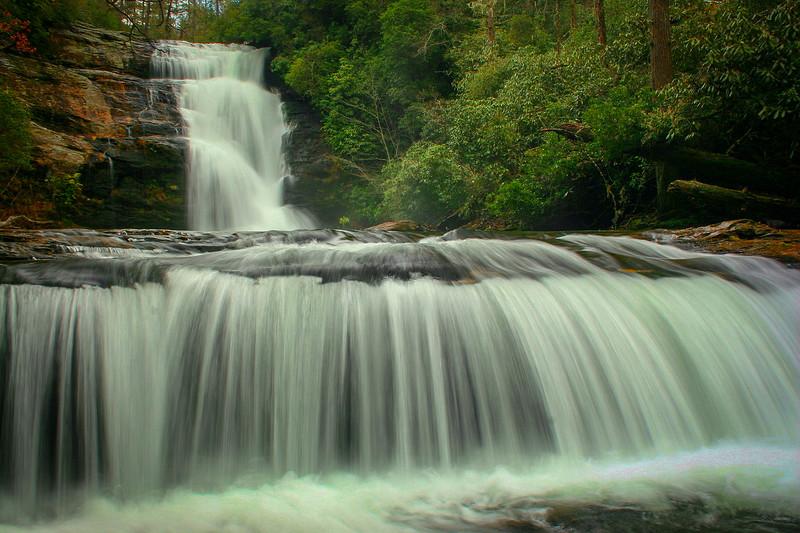 35. Secret Falls, NC