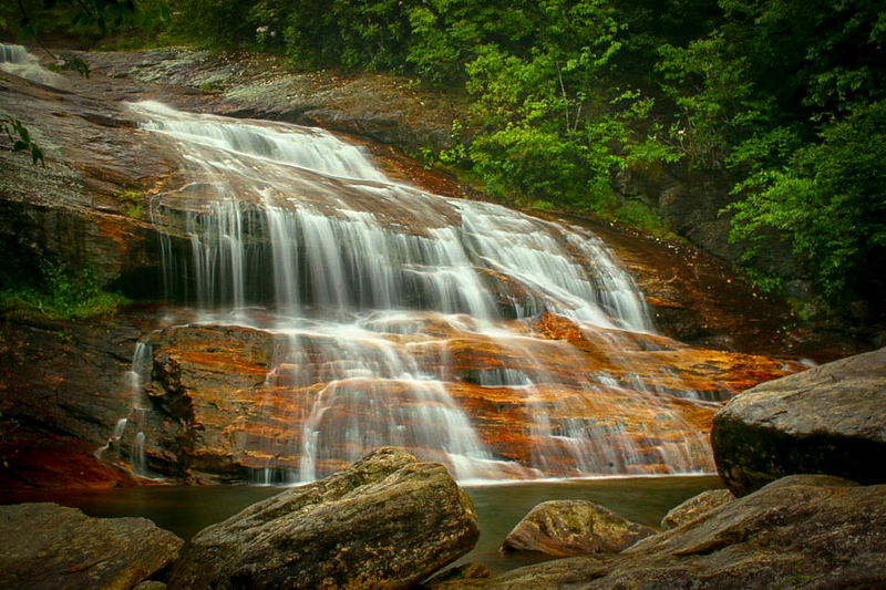 12. Second Falls, NC