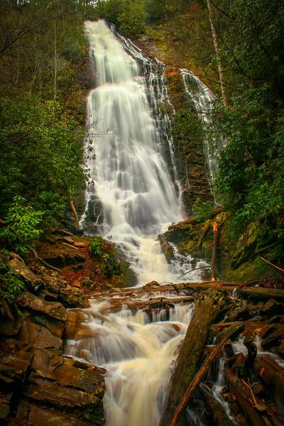 40. Mingo Falls, NC