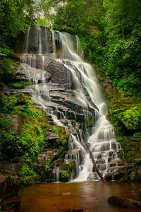 19. Eastatoe Falls, NC