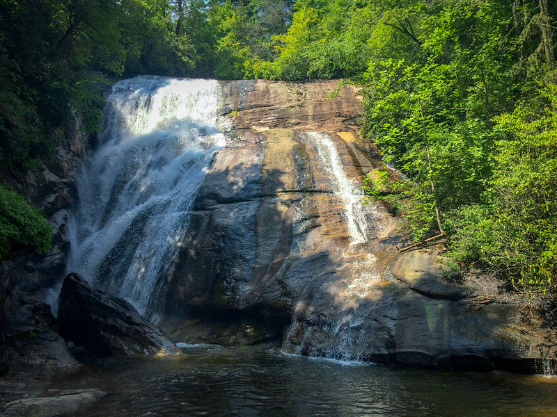 87. High Falls (Thompson River), NC
