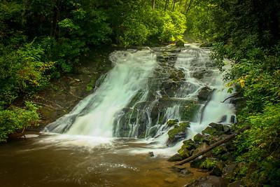 10. Indian Creek Falls, NC
