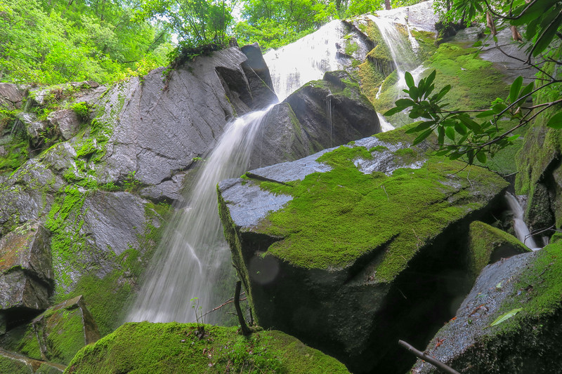 99. Burnthouse Branch Falls, NC