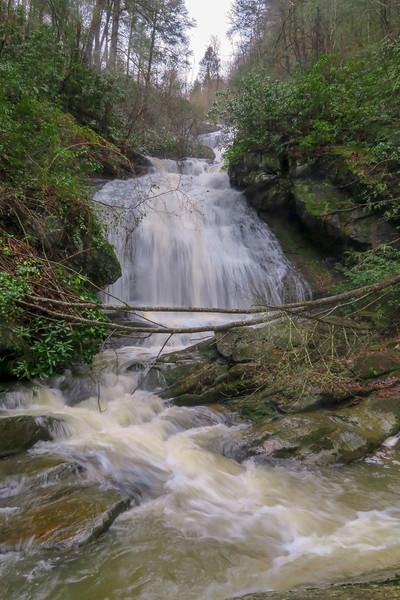 61. Opossum Creek Falls, SC