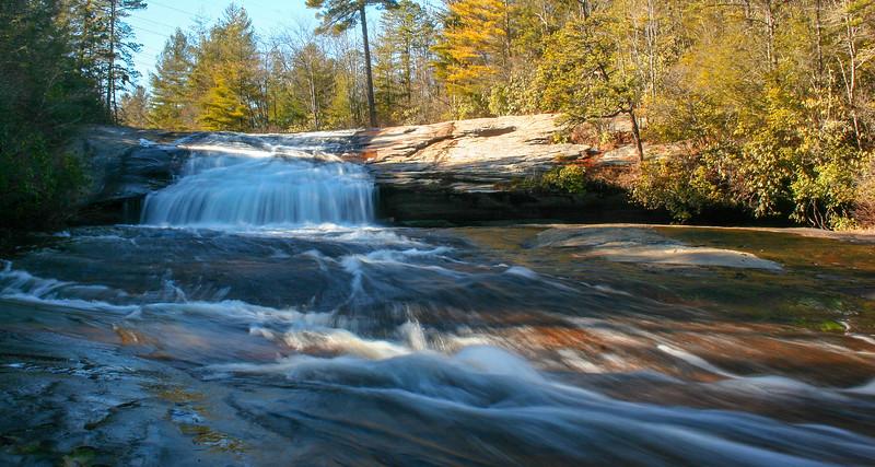 63. Bridal Veil Falls, NC