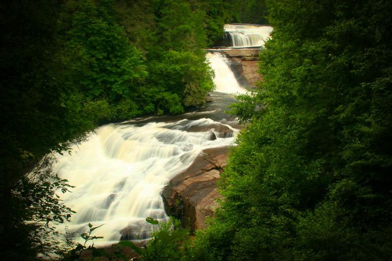 22. Triple Falls, NC