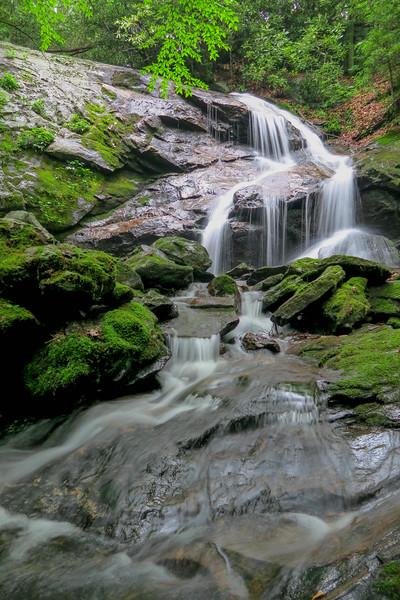81b. Upper Dill Falls