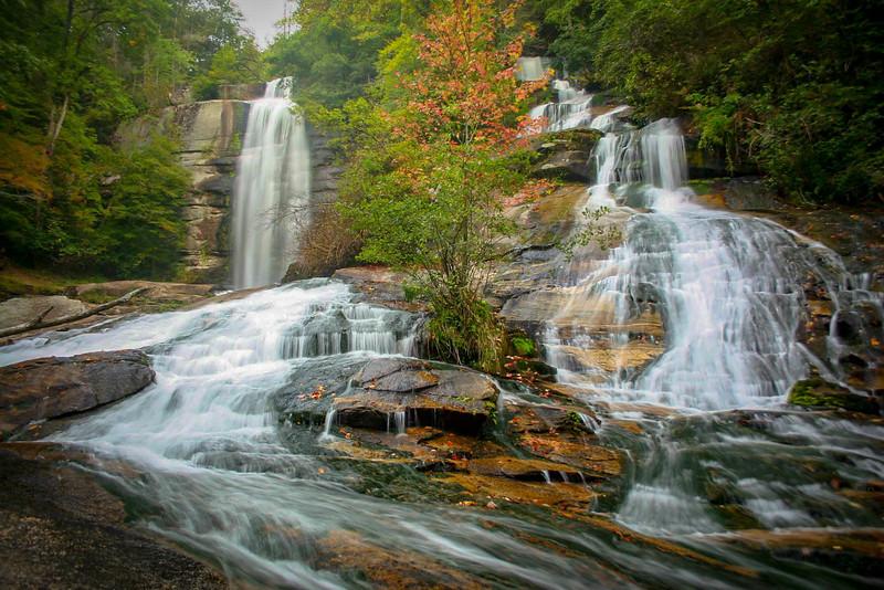 46. Twin Falls, SC