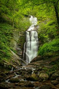 04. Tom's Creek Falls, NC