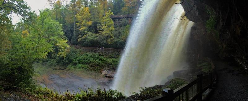 27. Dry Falls, NC
