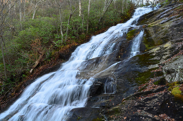 Crabtree Falls and Shamokin Falls, VA (11/2010)