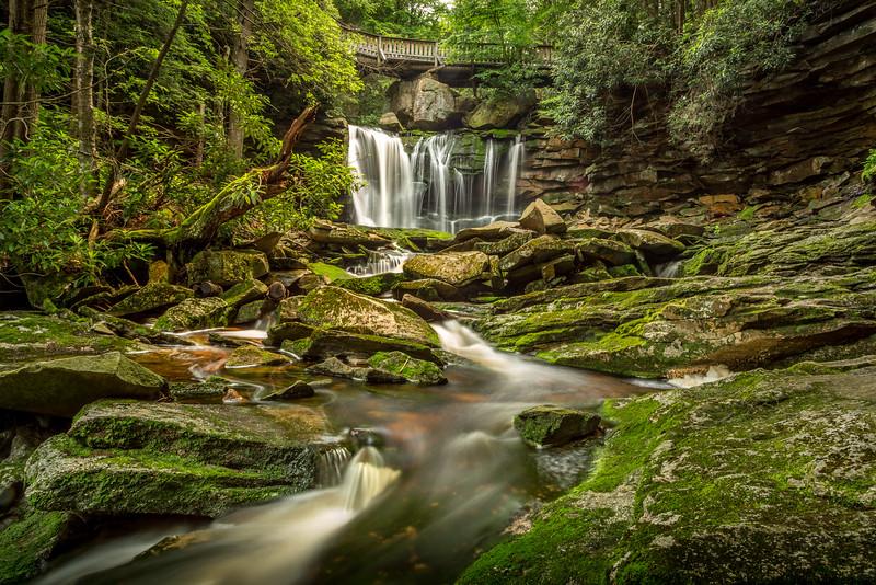 Elakala Falls - Blackwater State Park WV