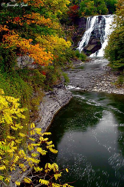 Falls Creek<br><br> Ithaca, NY