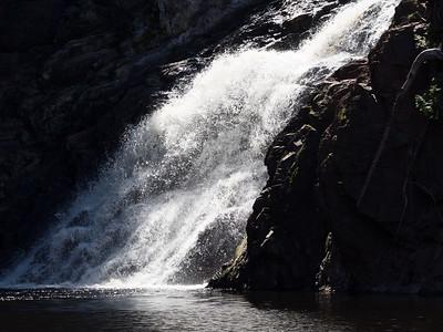 Superior Falls, Montreal River