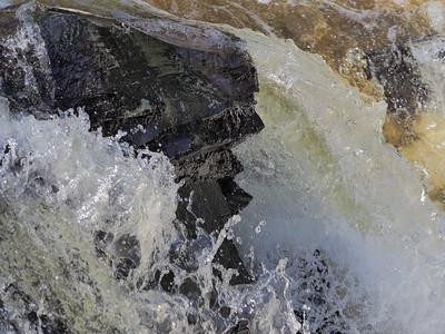 Power Dam Falls on Falls River