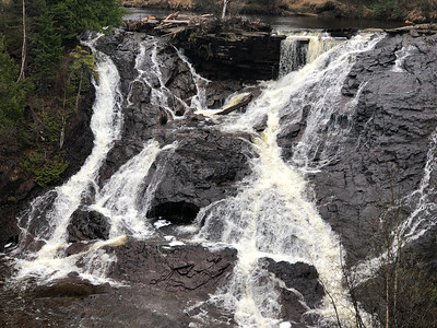 Eagle River Falls, Eagle River