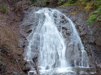 Jacob's Falls, Jacob's Creek, slower shutter