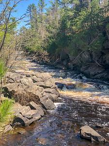 Horserace Rapids, Paint River