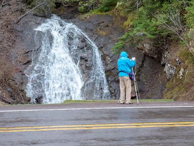 Jacob's Falls, Jacob's Creek