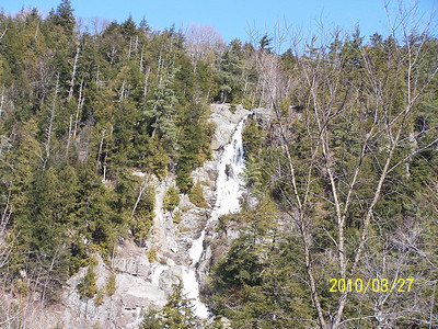 Roaring Brook - Giant Mtn. Adirondack High Peaks