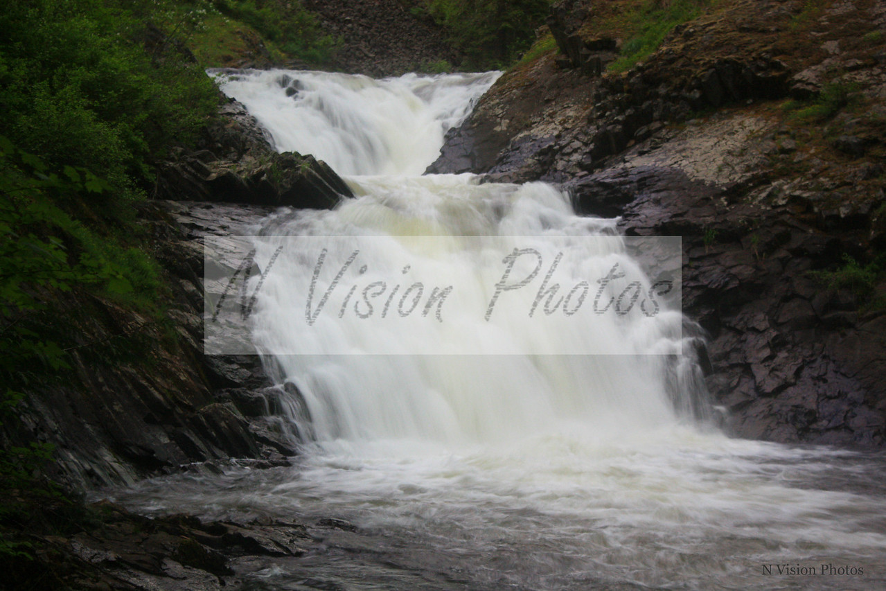 This has to be one of my favorite shots of the Upper Elk Creek Falls.