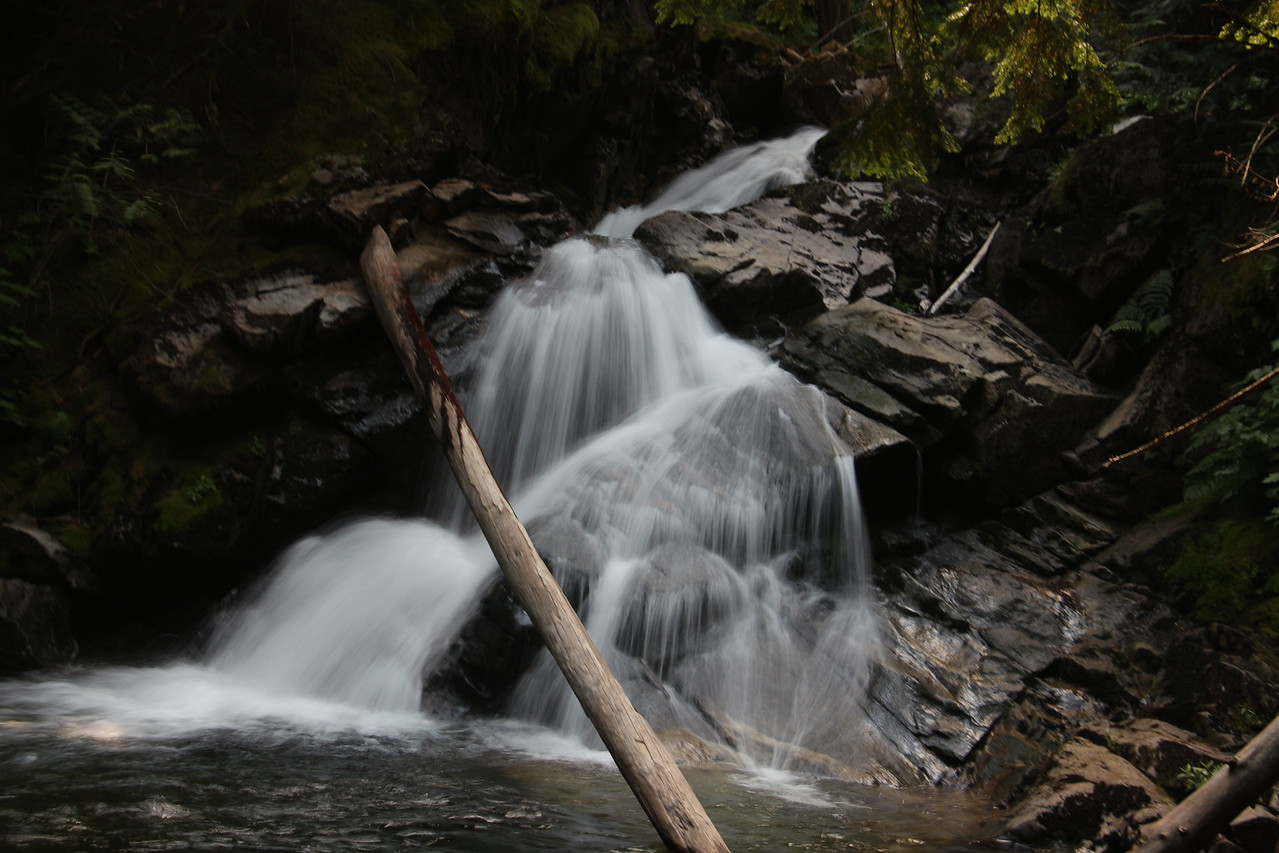 Snow Creek Falls-July, 2017