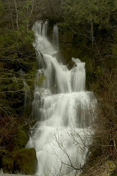 Tumble Creek Falls