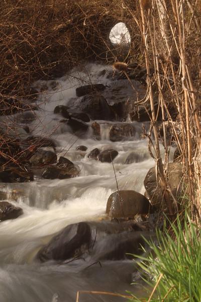 Unnamed or seasonal waterfalls in Idaho