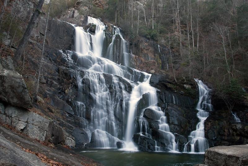 Great Falls-09 Toxaway Creek, Transylvania County, NC