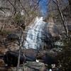 Headforemost Falls Greenville County, South Carolina