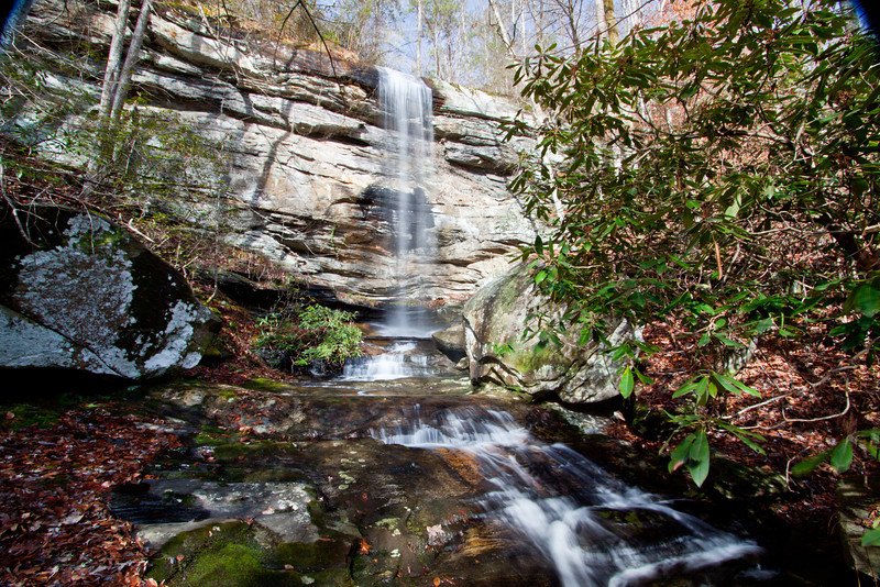 Yucca Falls South Carolina