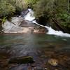 Chute Falls - Bearwallow Creek