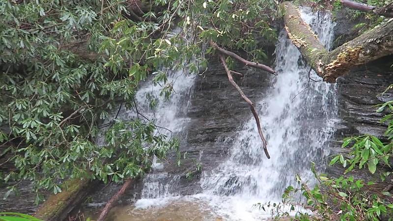 Clawhammer Falls