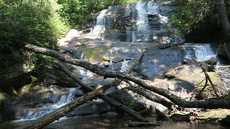 Cove Creek Falls